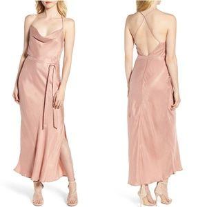 Bardot size 8 Cara Cowl Neck Slip dress No tie